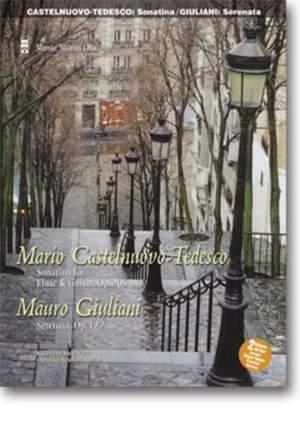 Sonatina for Flute & Guitar op.205/op.127