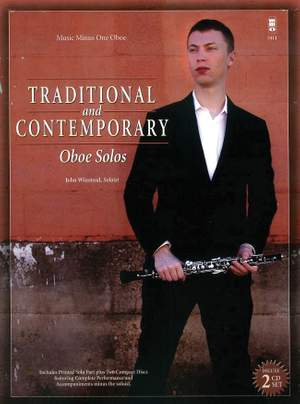 Winstead, J: Traditional and Contemporary Oboe Solos