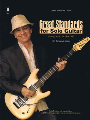 Burghardt, R: Great Standards for Solo Guitar