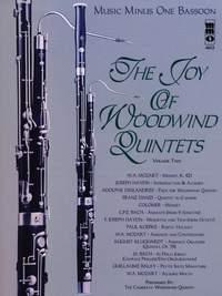 Div (fag): Joy Of Woodwind Quintets
