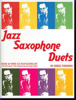 Fishman, G: Jazz Saxophone Duets