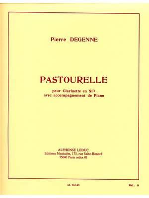 Degenne: Pastourelle