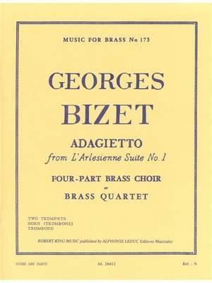 Georges Bizet: Adagietto From L'Arlesienne Suite No.1