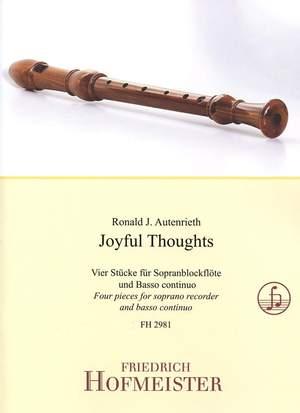 Ronald J. Autenrieth: Joyful Thoughts Product Image