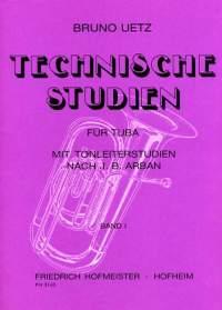 Bruno Uetz: Technische Studien, Heft 1