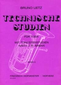 Bruno Uetz: Technische Studien, Heft 2