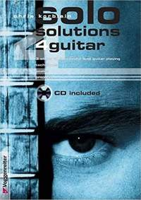 Chris Korblein: Solo Solutions 4 Guitar