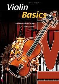 Christine Galka: Basics Violin