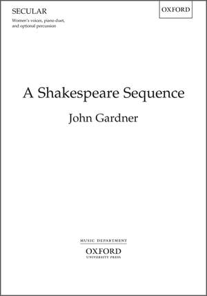 Gardner, John: A Shakespeare Sequence