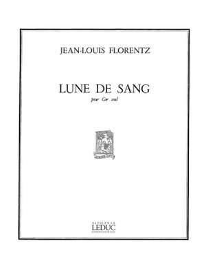 Jean-Louis Florentz: Lune De Sang