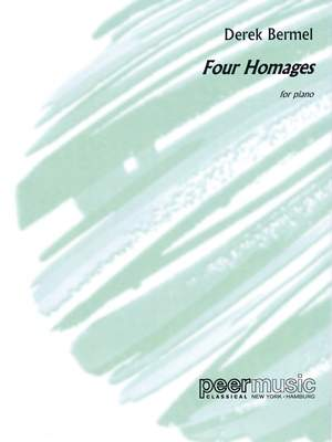 Derek Bermel: Four Homages
