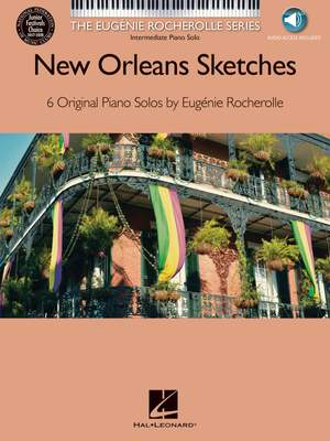 Eugénie Rocherolle: New Orleans Sketches