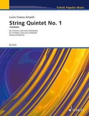 Amanti, L F: String Quintet No. 1