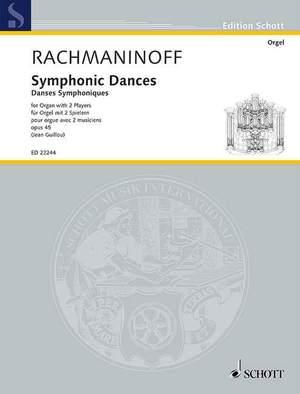 Rachmaninoff, S W: Symphonic Dances op. 45