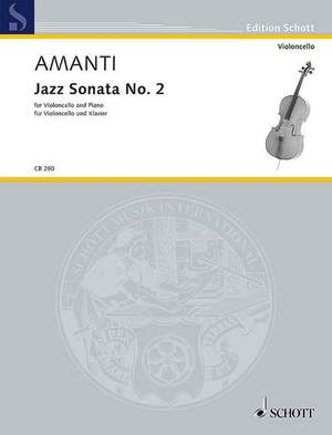Amanti, L F: Jazz Sonata No. 2