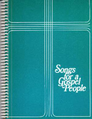 Songs for a Gospel People - Large Print