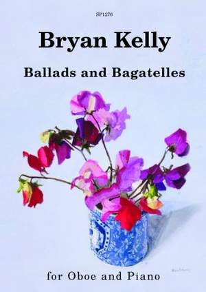Bryan Kelly: Ballads and Bagatelles for Oboe and Piano