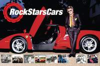Rock Stars' Cars