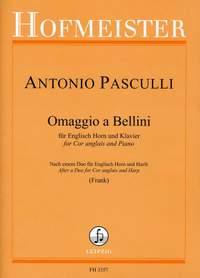 Pasculli, A: Omaggio a Bellini