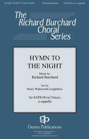 Richard Burchard: Hymn to the Night Product Image