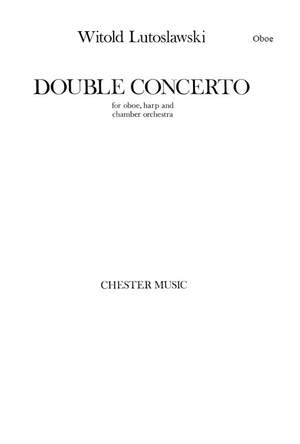 Witold Lutoslawski: Double Concerto (Oboe Part)