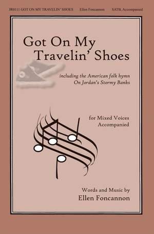 Ellen Foncannon: Got on My Travelin' Shoes