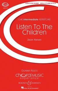 Hansen, J: Listen To The Children