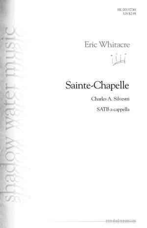 Eric Whitacre: Sainte-Chapelle