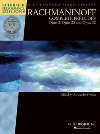 Rachmaninoff: Complete Preludes