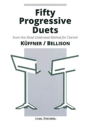 Joseph Küffner: Fifty Progressive Duets
