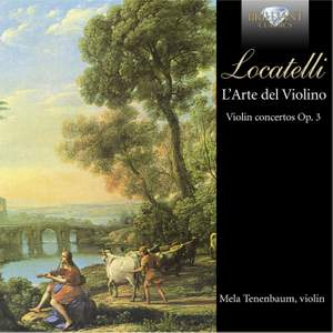 Locatelli - The Art of the Violin