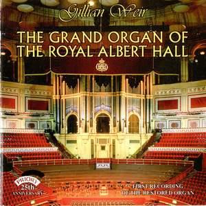 Gillian Weir plays The Grand Organ of the Royal Albert Hall