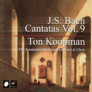 J S Bach - Complete Cantatas Volume 9