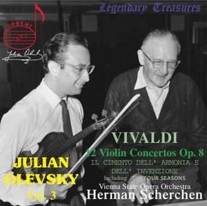 Vivaldi - 12 Violin Concertos