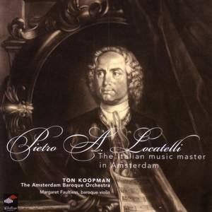 Locatelli - The Italian music master in Amsterdam