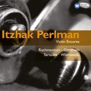 Itzhak Perlman - Violin Encores