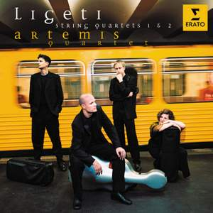 Ligeti: String Quartet No. 1 'Métamorphoses nocturnes', etc.