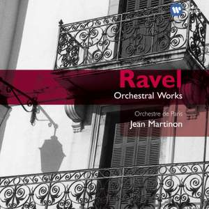 Ravel - Orchestral Works Product Image
