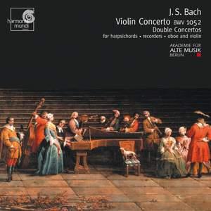 J S Bach - Concertos