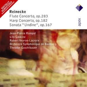 Reinecke: Flute Concerto in D major, Op. 283, etc.