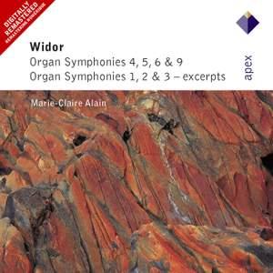 Widor: Organ Symphonies