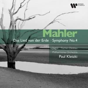 Mahler: Symphony No. 4, etc.