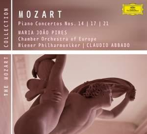 Mozart - Piano Concertos Nos. 14, 17 & 21