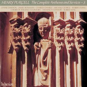 Purcell - The Complete Anthems and Services - 3