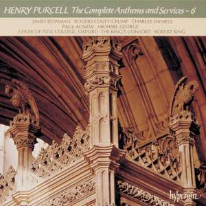 Purcell - The Complete Anthems and Services - 6