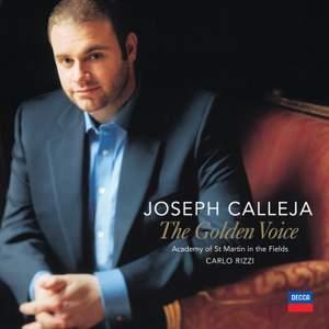 Joseph Calleja - The Golden Voice Product Image