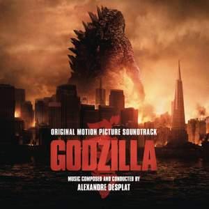 Desplat: Godzilla