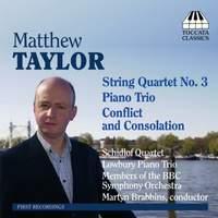 Matthew Taylor: Chamber Works