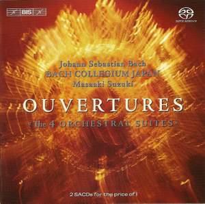 Bach - Ouvertures - The Four Orchestral Suites