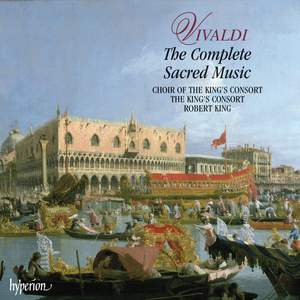 Vivaldi - The Complete Sacred Music Product Image